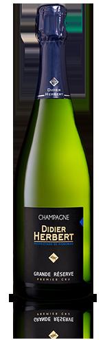 Brut Grande Réserve - Champagne Didier Herbert