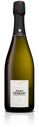 Les Coutures 08 (2008)  - Champagne Didier Herbert