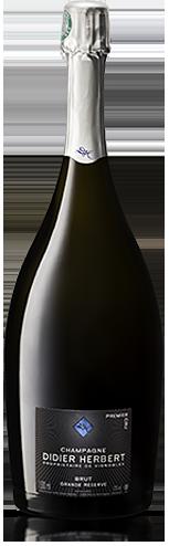 Magnum Brut Grande Réserve - Champagne Didier herbert
