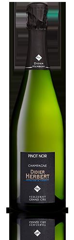 Pinot Noir Grand Cru - Champagne Didier Herbert