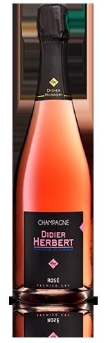 Rosé - Champagne Didier herbert